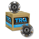 1ASHS00761-Acura TSX Honda Accord Wheel Bearing & Hub Assembly Rear Pair  TRQ BHA53723