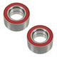1ASHS00763-Wheel Bearing Pair