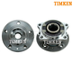 TKSHS00476-Volvo XC90 Wheel Bearing & Hub Assembly Rear Pair Timken HA590232