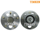 TKSHS00473-Wheel Bearing & Hub Assembly Rear Pair  Timken HA590371