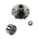 1ASHS00774-2003-07 Honda Accord Wheel Bearing & Hub Kit Front