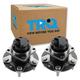 1ASHS00771-Mazda RX-8 Wheel Bearing & Hub Assembly Front