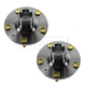1ASHS00790-2007-12 Mazda CX-7 Wheel Hub Front Pair