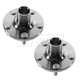 1ASHS00781-2005-10 Scion tC Wheel Hub Front Pair