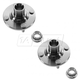 1ASHS00783-Wheel Hub Pair