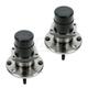 1ASHS00719-Wheel Bearing & Hub Assembly Rear Pair