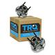 1ASHS00716-Jeep Wheel Bearing & Hub Assembly Rear Pair