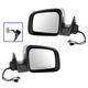 1AMRP01336-2011-13 Jeep Grand Cherokee Mirror Pair