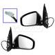 1AMRP01330-Nissan Murano Mirror Pair