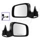 1AMRP01363-2011-17 Jeep Grand Cherokee Mirror Pair