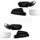 1AMRP01366-BMW Mirror Pair
