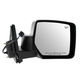 1AMRE02538-2007-15 Jeep Patriot (MK) Mirror