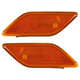 1ALPP00987-Mercedes Benz Side Marker Light Front Pair