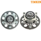 TKSHS00486-2006-12 Honda Civic Civic Hybrid Wheel Bearing & Hub Assembly Rear Pair Timken 512322