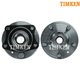 TKSHS00487-Wheel Bearing & Hub Assembly Rear Pair Timken HA590029