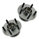 1ASHS00707-1999-02 Mercury Villager Nissan Quest Wheel Bearing & Hub Assembly Rear Pair