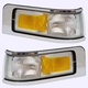 1ALPP00973-1995-97 Lincoln Town Car Corner Light Pair