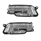 1ALPP00997-Mercedes Benz E350 E550 Daytime Running Light Pair