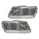 1ALPP00991-1992-95 Pontiac Grand Am Parking Light Pair