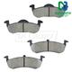 1ABPS00716-Brake Pads