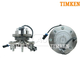 TKSHS00415-2003-13 Wheel Bearing & Hub Assembly Front Pair  Timken HA590353