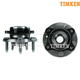TKSHS00419-Wheel Bearing & Hub Assembly Front Pair  Timken HA590028
