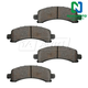 1ABPS00705-Brake Pads Rear Nakamoto MD974