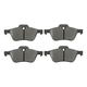 1ABPS00703-Mini Cooper Brake Pads Front  Nakamoto MD939