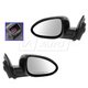 1AMRP01319-2012 Chevy Sonic Mirror Pair