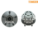 TKSHS00425-Wheel Bearing & Hub Assembly Rear Pair Timken 512156