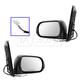 1AMRP01313-2013-14 Toyota Sienna Mirror Pair