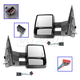 1AMRP01326-Ford F150 Truck Mirror Pair