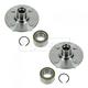 1ASHS00687-Saturn Wheel Bearing & Hub Kit Front Pair