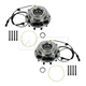 1ASHS00683-2005-10 Ford F450 Truck F550 Truck Wheel Bearing & Hub Assembly Pair