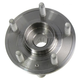 1ASHX00023-Wheel Bearing & Hub Assembly Driver or Passenger Side Rear