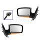 1AMRP01281-2003-06 Ford Expedition Mirror Pair