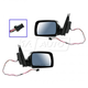 1AMRP01288-2000-06 BMW X5 Mirror Pair