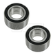 1ASHS00661-Wheel Bearing Rear Pair