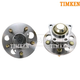 TKSHS00429-Wheel Bearing & Hub Assembly Rear Pair Timken 513012