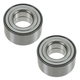 1ASHS00638-Mitsubishi Lancer Outlander Wheel Bearing Front Pair