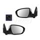 1AMRP01262-2012-13 Kia Optima Mirror Pair