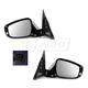 1AMRP01258-2012-13 Hyundai Veloster Mirror Pair