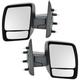 1AMRP01254-2012-17 Nissan Mirror Pair
