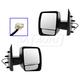 1AMRP01251-2012-16 Nissan Mirror Pair
