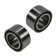 1ASHS00643-Wheel Bearing Pair