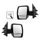 1AMRP01252-2012-16 Nissan Mirror Pair