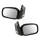 1AMRP01242-2006-11 Honda Civic Mirror Pair