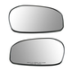 1AMRP01243-2009-14 Honda FIT Mirror Glass Pair