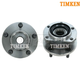 TKSHS00432-Wheel Bearing & Hub Assembly Pair