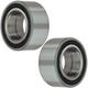 1ASHS00628-Wheel Bearing Rear Pair